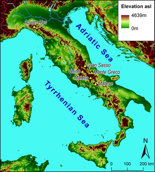 Notable Glaciokarsts Of The World Springerlink
