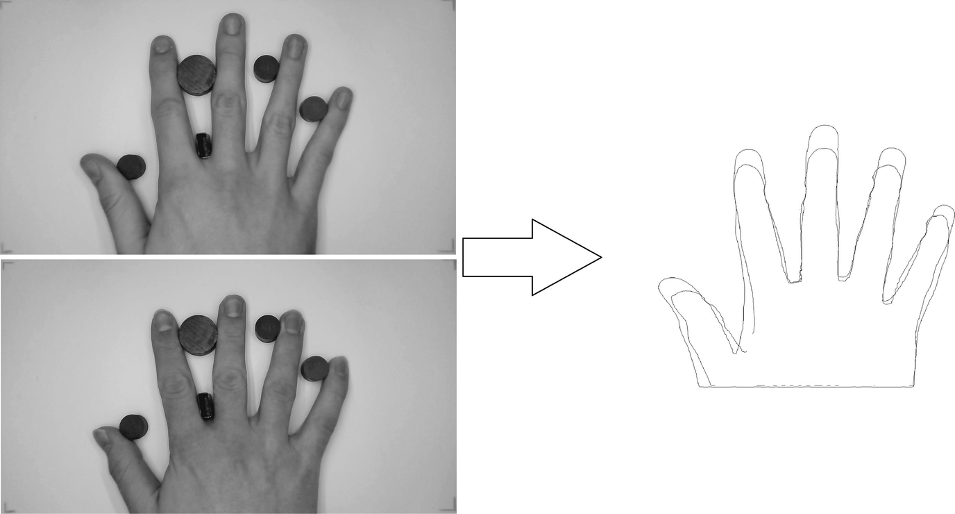 3D Hand Geometry Recognition | SpringerLink