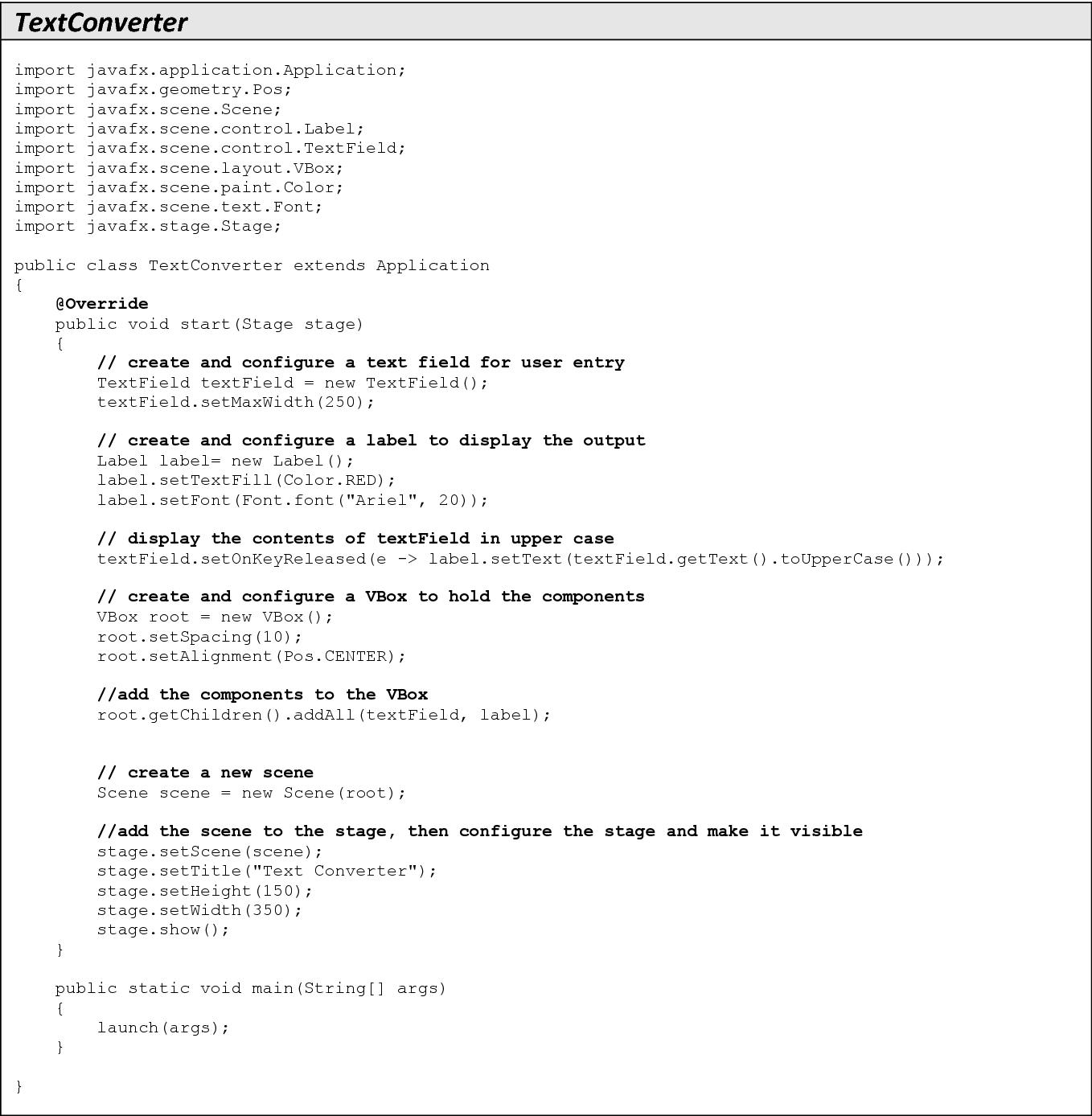 Advanced JavaFX | SpringerLink