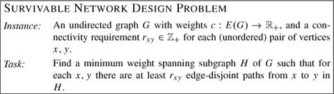 Network Design Problems | SpringerLink