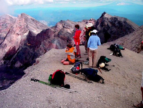 Mount St  Helens, Washington, USA | SpringerLink