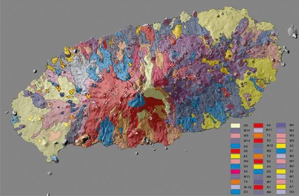 Geology Of Jeju Island Springerlink