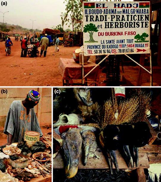 Femeia care cauta so? in Burkina Faso
