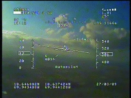Paying the Way of FPV-ROV with a Function of GSM-GPS Reverse