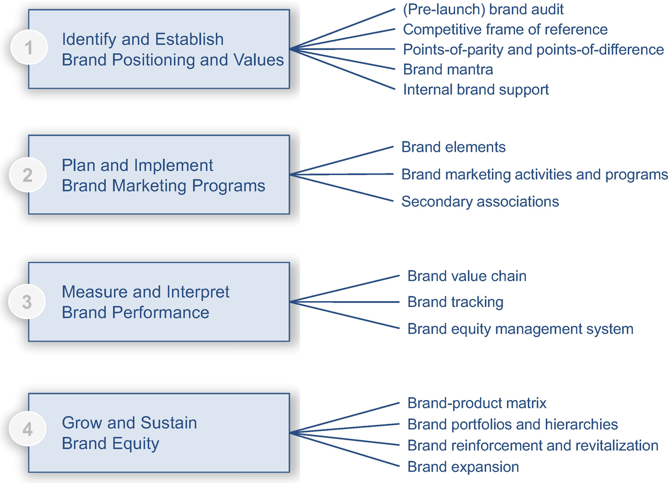 Strategic Brand Management Process Springerlink