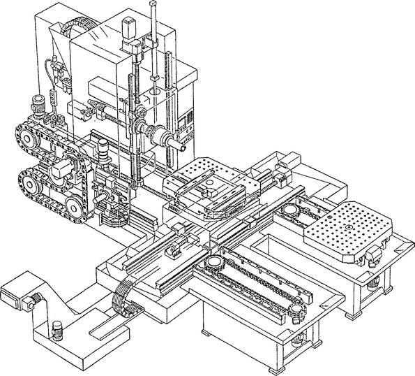 Baugruppen spanender Werkzeugmaschinen | SpringerLink