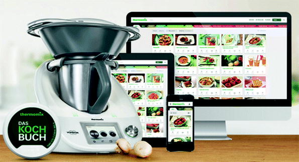 Thermomix By Vorwerk A New Way Of Cooking Springerlink