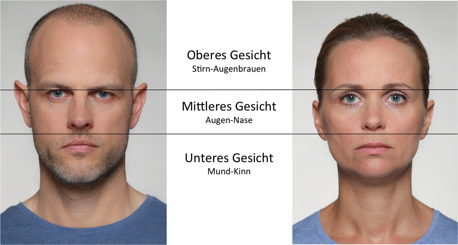 Hochziehen körpersprache augenbrauen Körpersprache Mann: