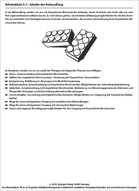 Modul 1: Behandlungsmotivation | SpringerLink
