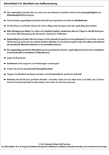 Modul 5: Krankheitsverhalten | SpringerLink