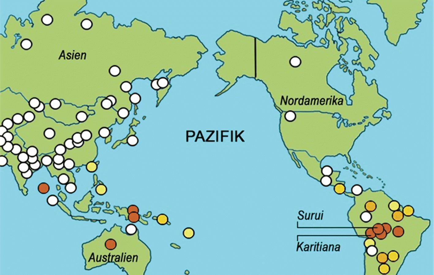 Indianerstamme Nordamerikas Karte.Die Menschen Am Amazonas Springerlink