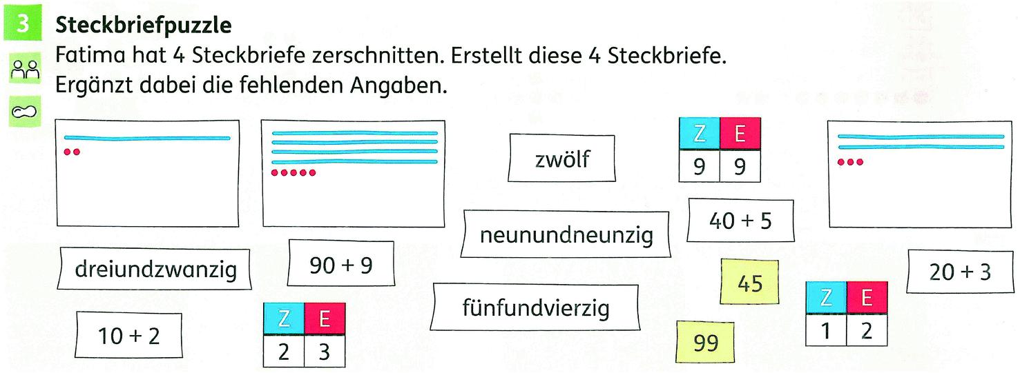 Zahlen und Operationen im Anfangsunterricht   SpringerLink