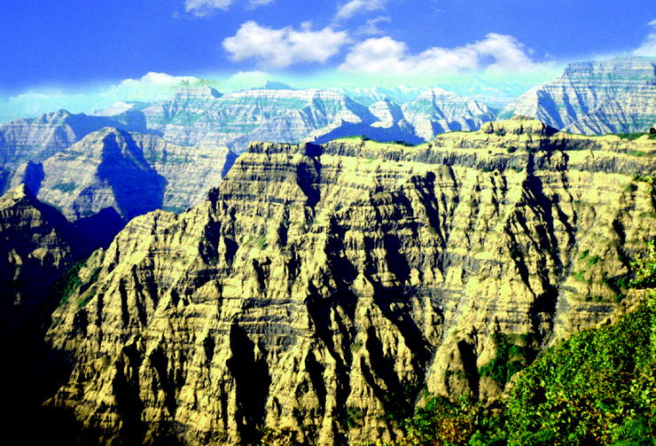 the western ghat the great escarpment of india springerlink
