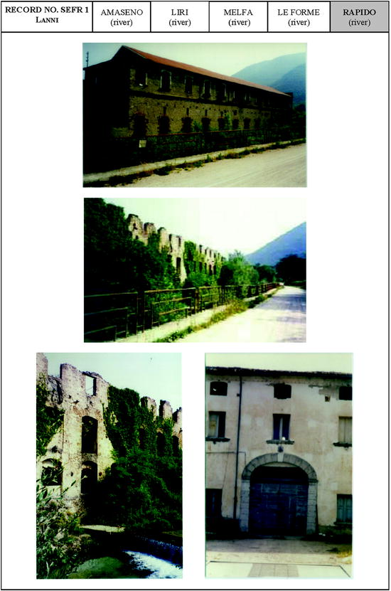 Historical Development of Paper Mills and Their Machines in South