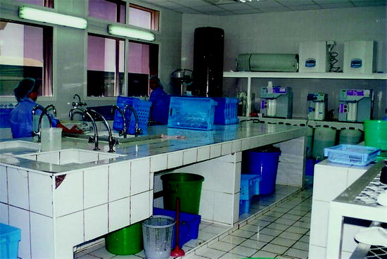 Commercial Date Palm Tissue Culture Procedures and Facility