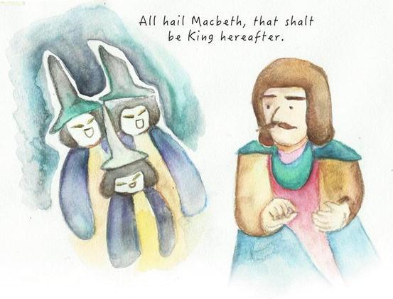 Lesson 32: Hailing Macbeth (Act 1, Scene 3) | SpringerLink