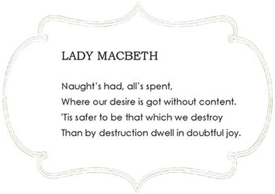 literary devices in macbeth act 2