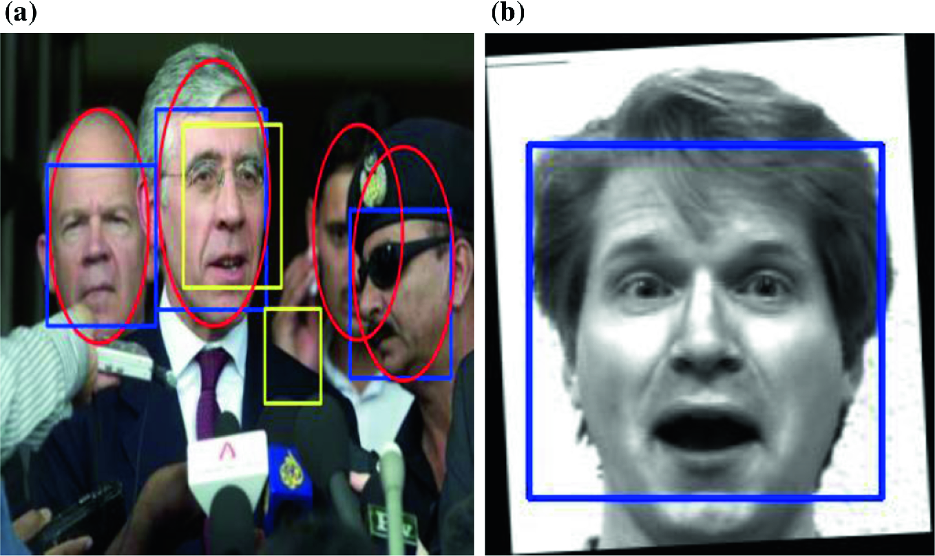 A Novel Real-Time Face Detection System Using Modified