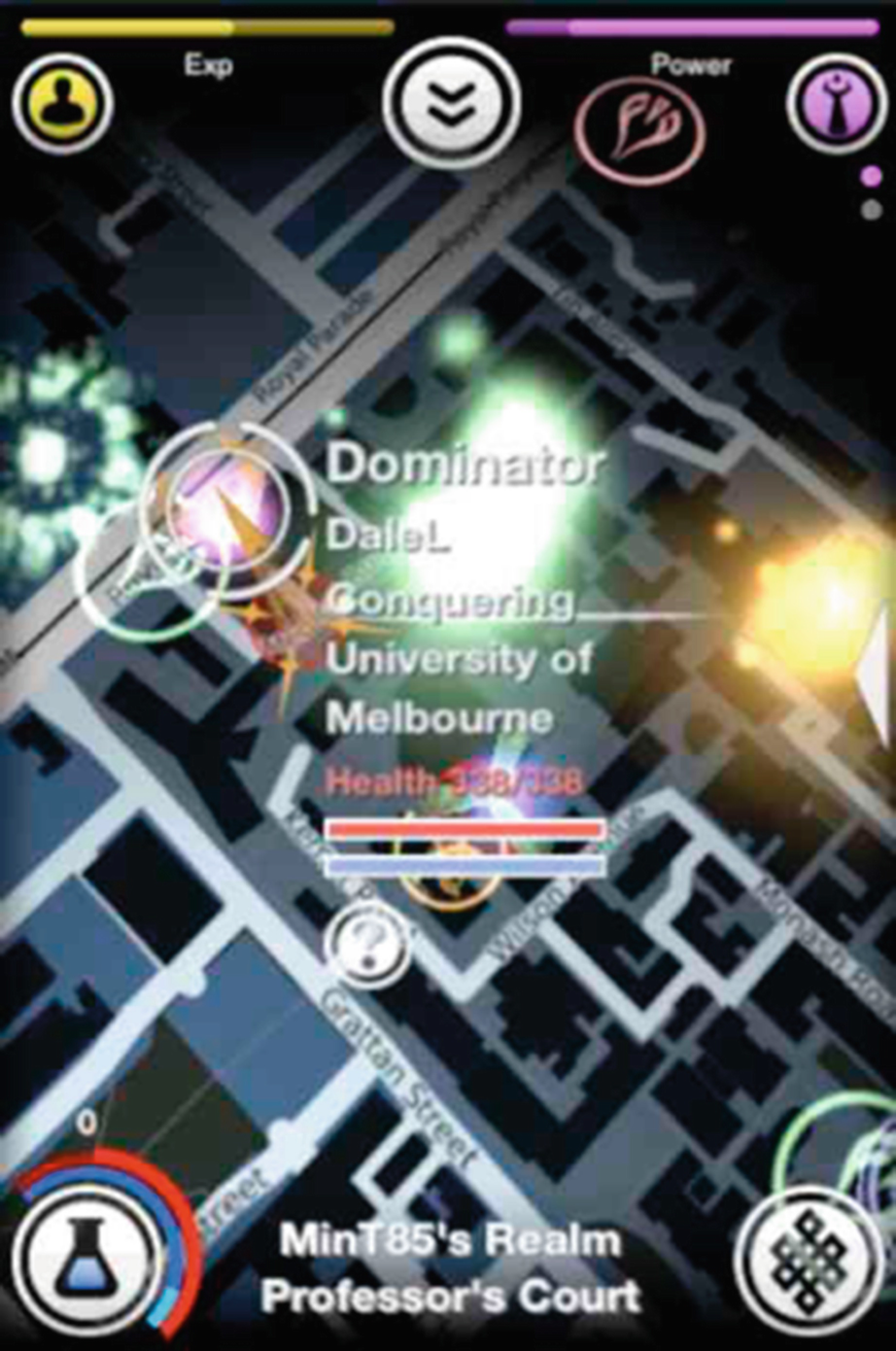 Location-Based Gaming Apps and the Labour of Play   SpringerLink