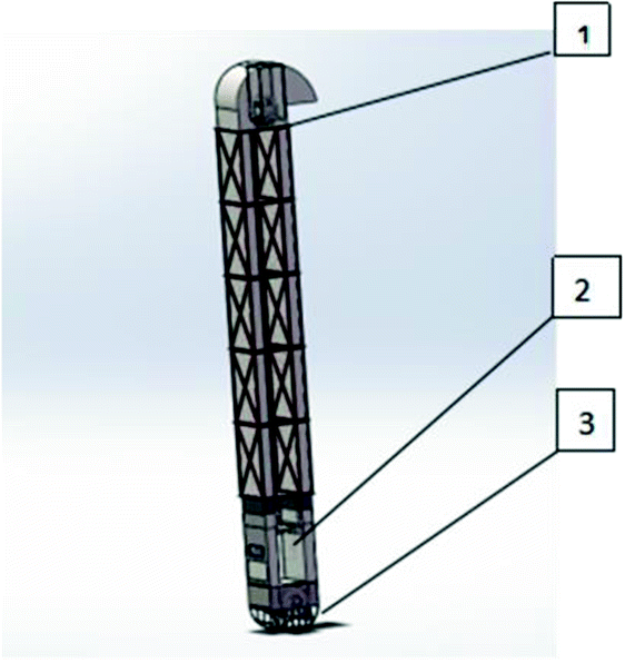 Key Structure Innovation and Optimization Design of Bucket Elevator