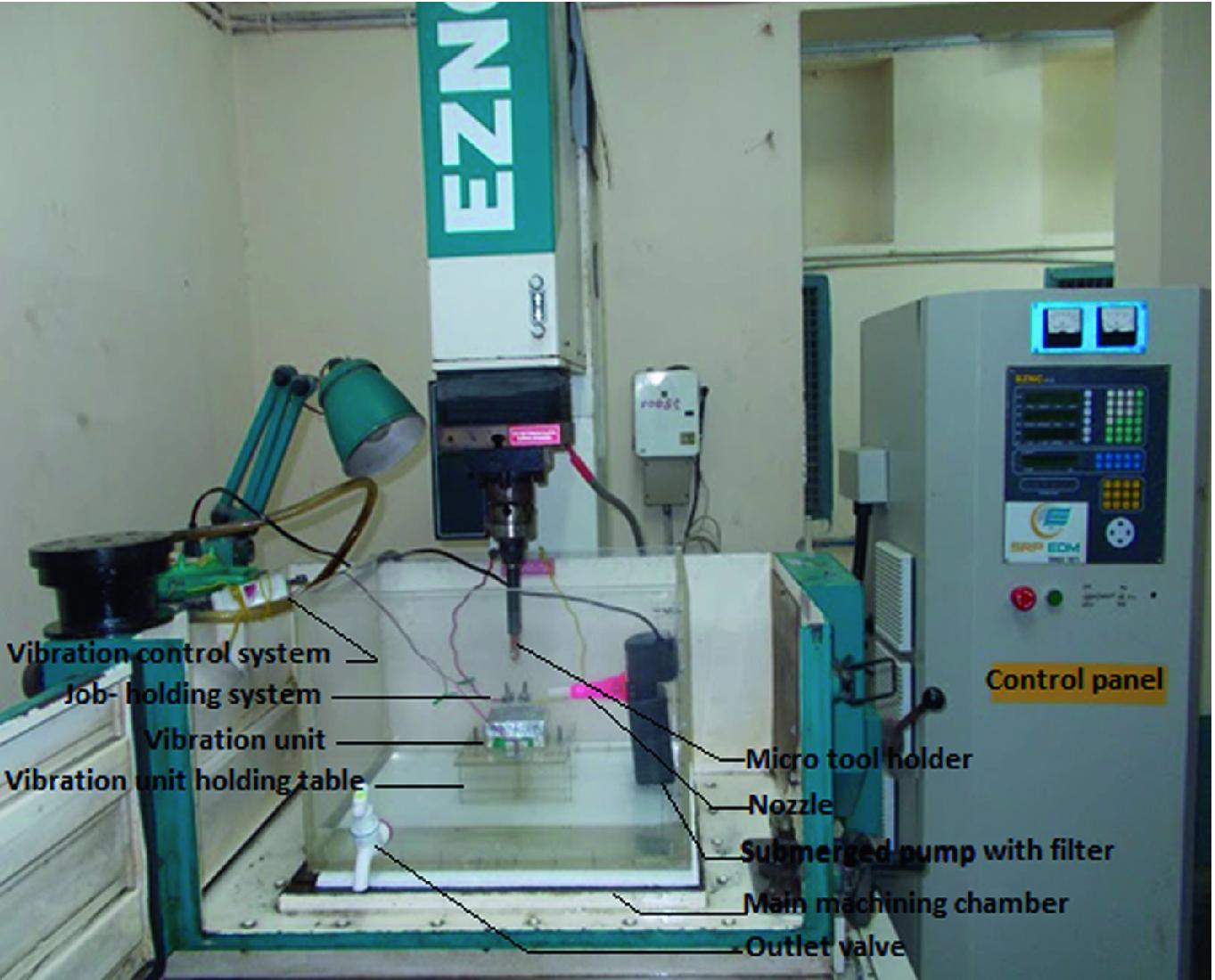 Vibration-Assisted Micro-EDM Process | SpringerLink