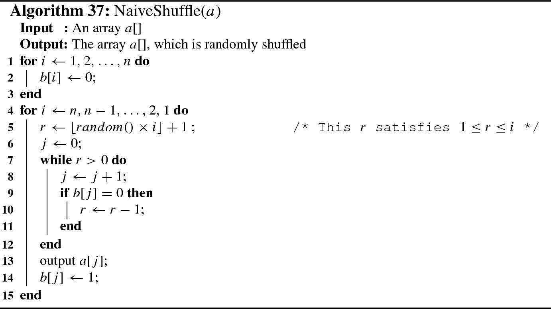 Randomized Algorithms | SpringerLink