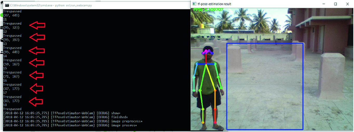 Anomaly Detection in Surveillance Video Using Pose Estimation