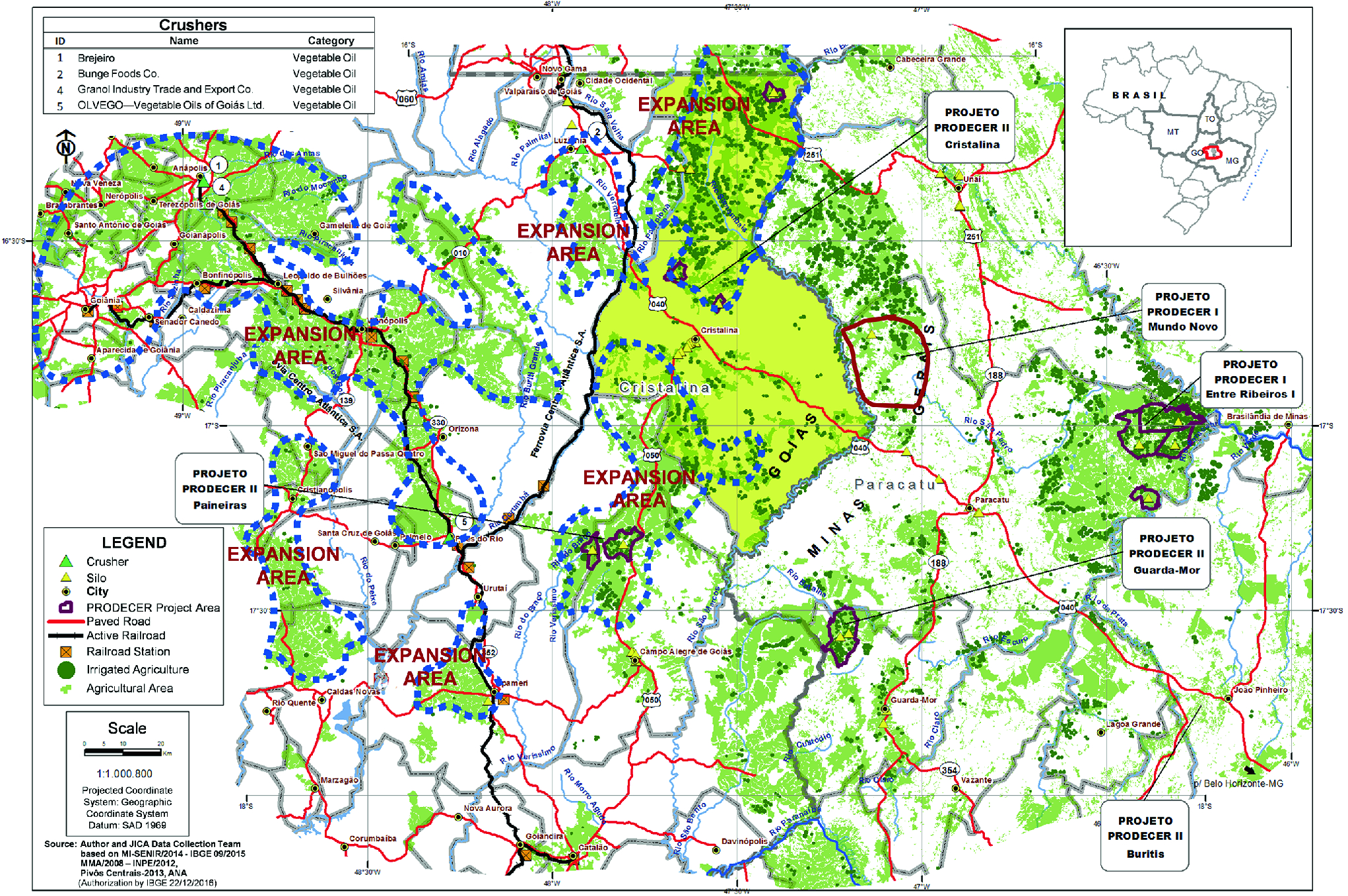 Economic and Social Impacts of Cerrado Agriculture