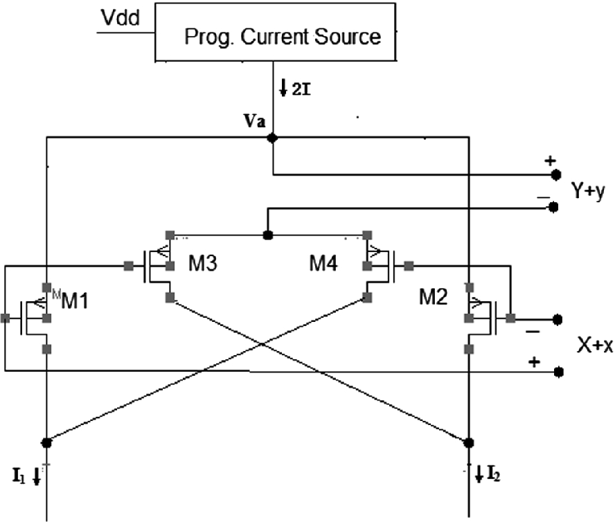 Operational Transconductance Amplifier Structured Highly