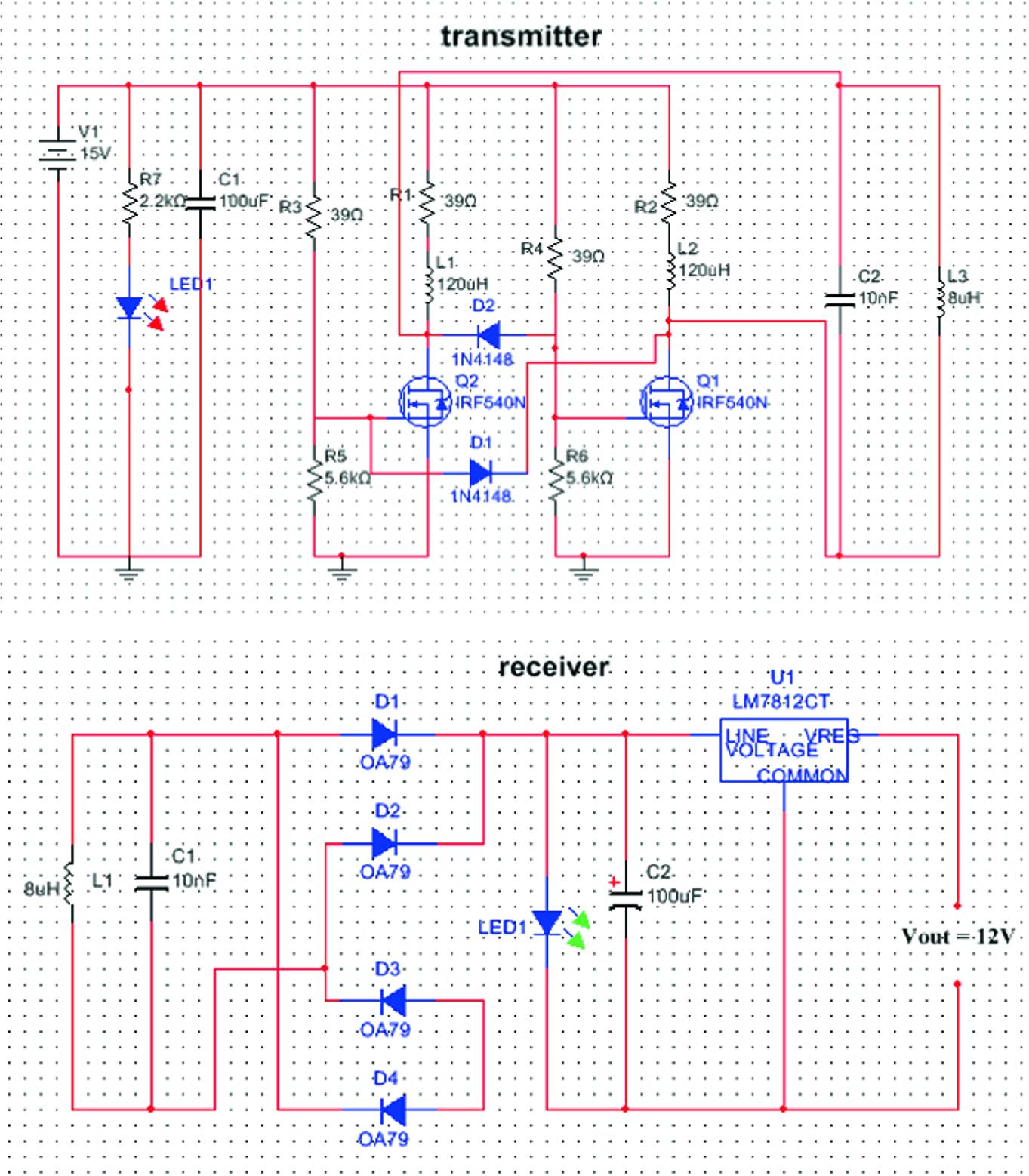 Development of Wireless Power Transfer System with Internet of