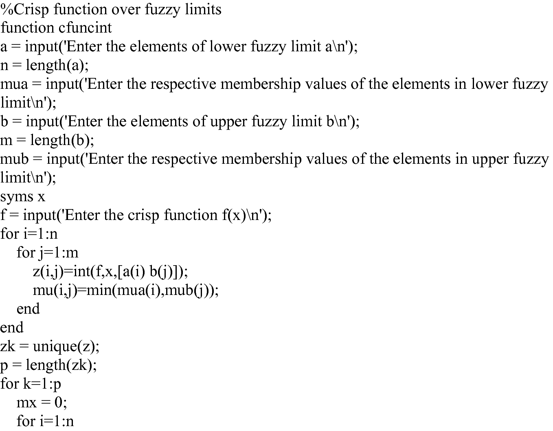 Fuzzy Differentiation and Integration | SpringerLink