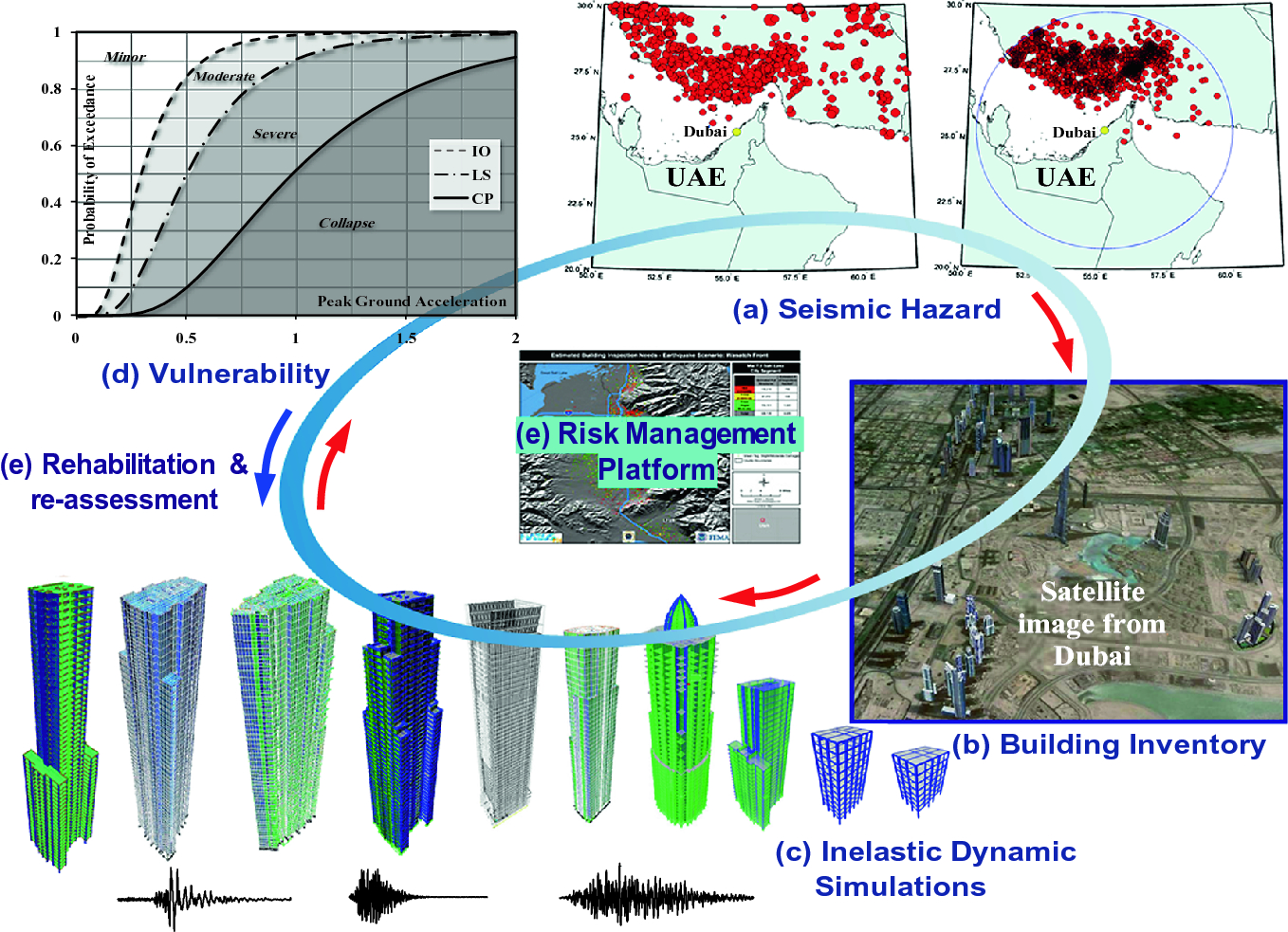 Earthquake Risk Management Systems and Their Applications