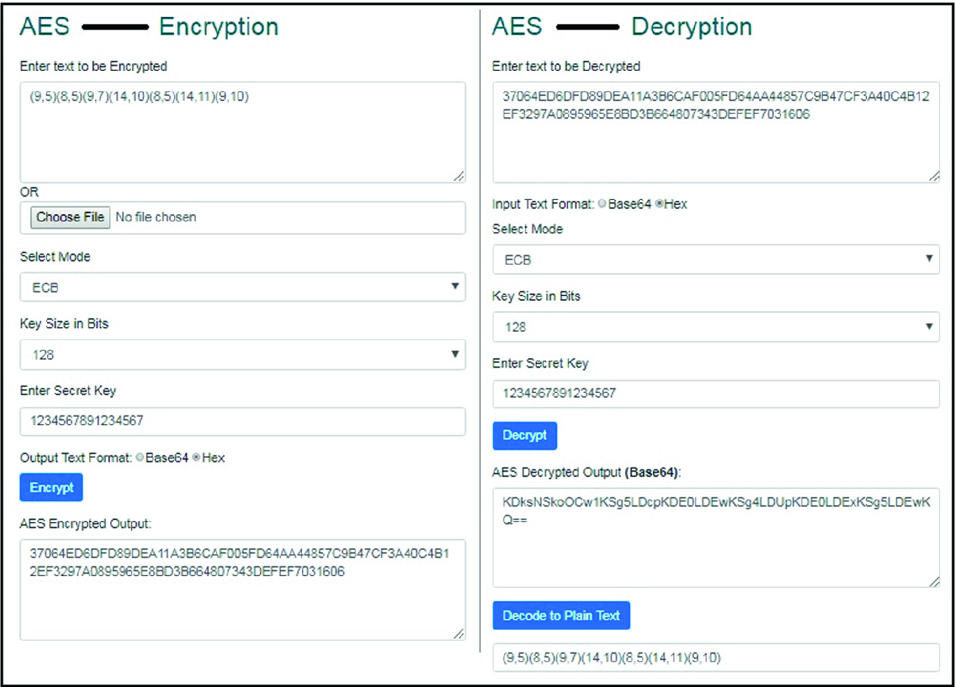 Aes Decryption Online Base64