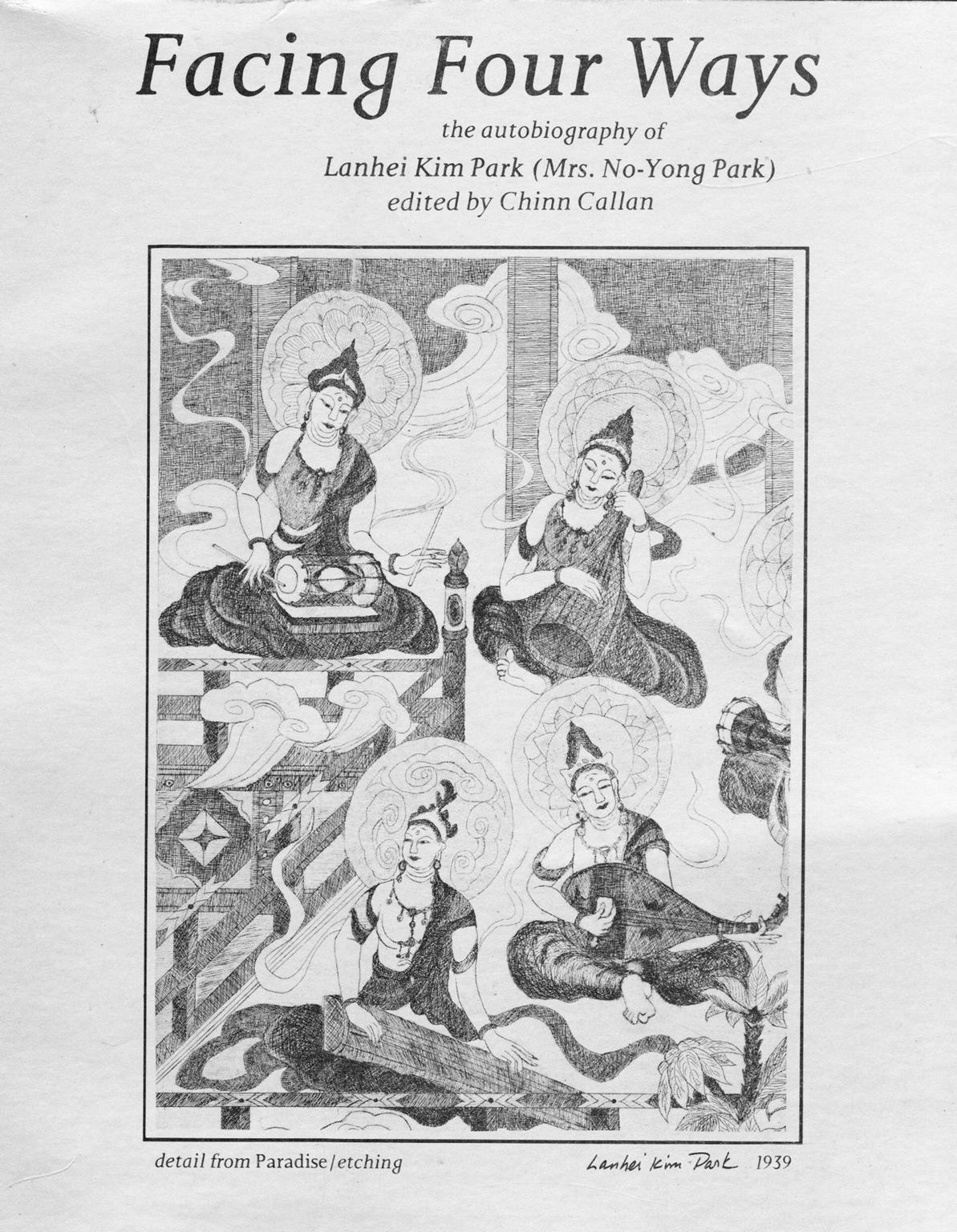No-Yong Park's Chinaman's Chance: A Fictionalized Autobiography