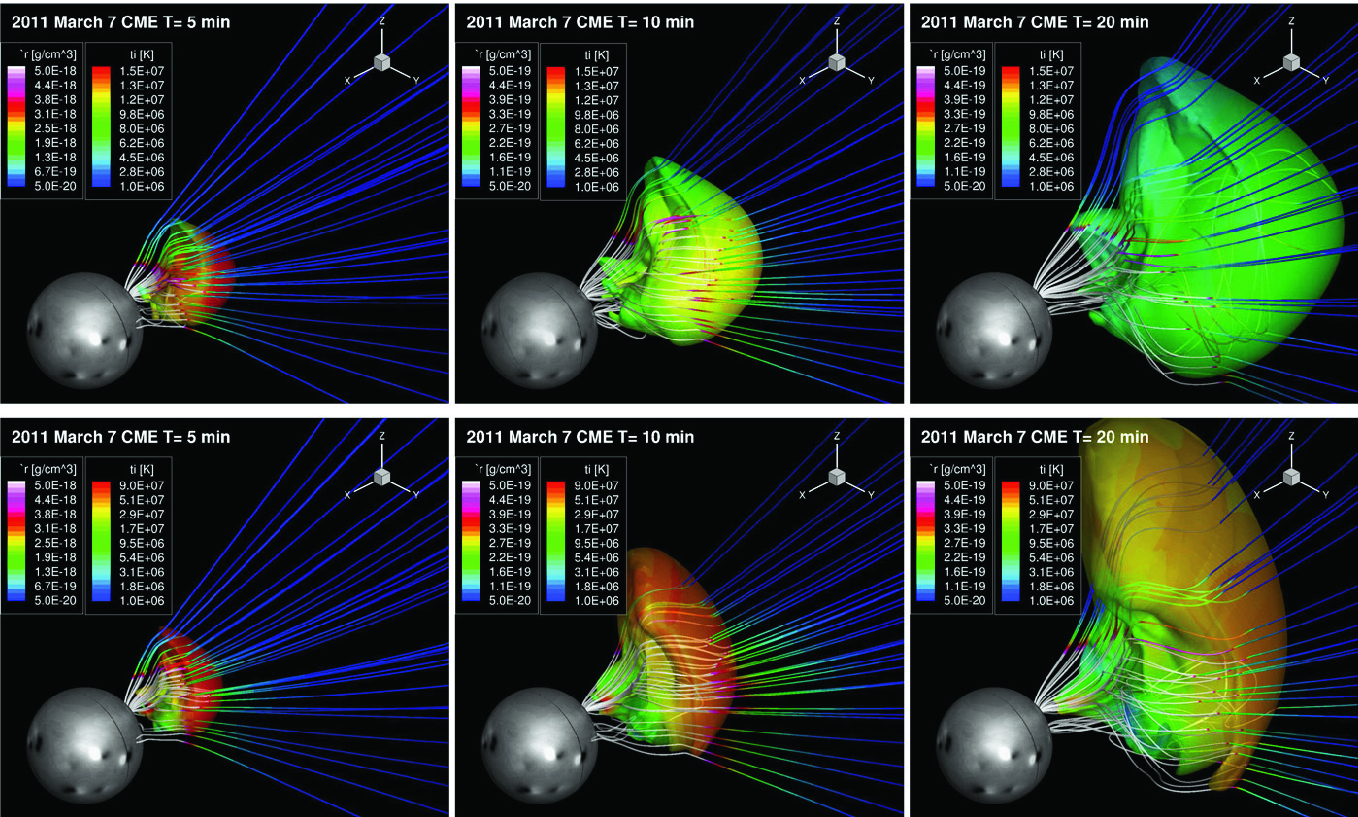 6a4dccb316a Current Status of MHD Simulations for Space Weather | SpringerLink