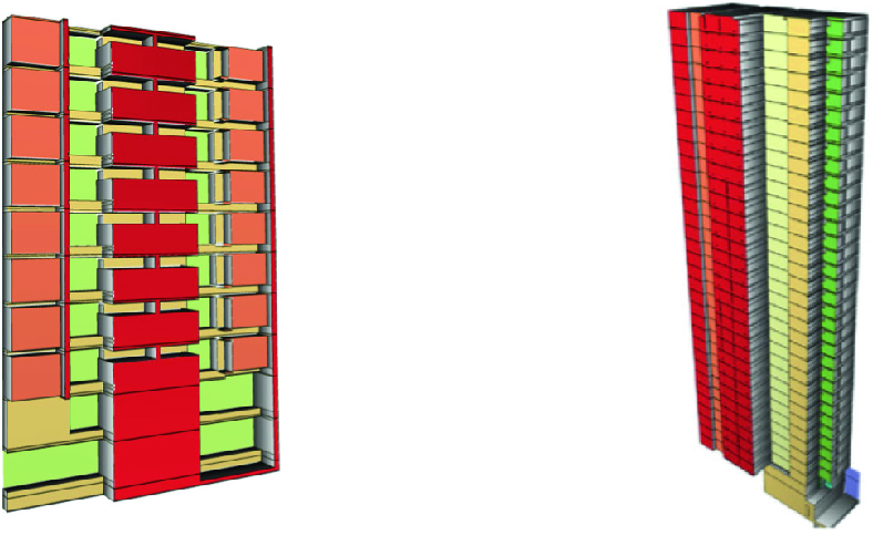 3D Facade Reconstruction Using the Fusion of Images and
