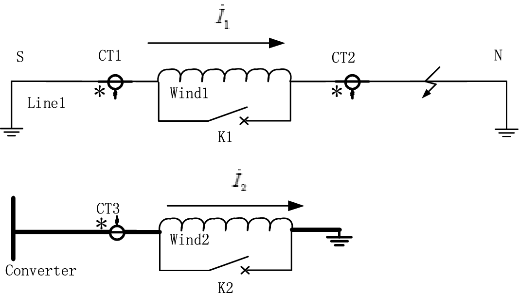 Adaptability ysis of Differential Protection for Series ... on