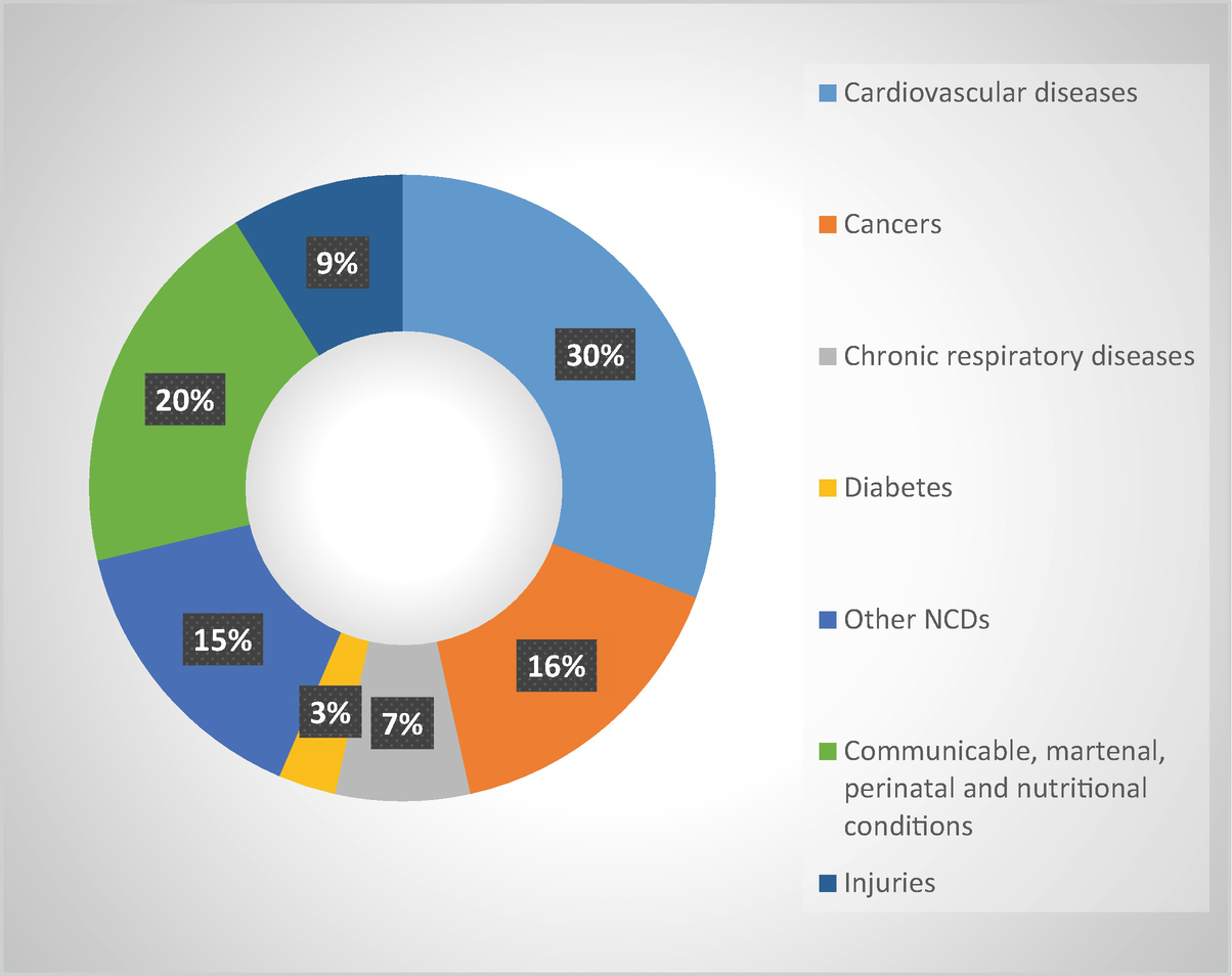 International Public Health and the Burden of Diseases