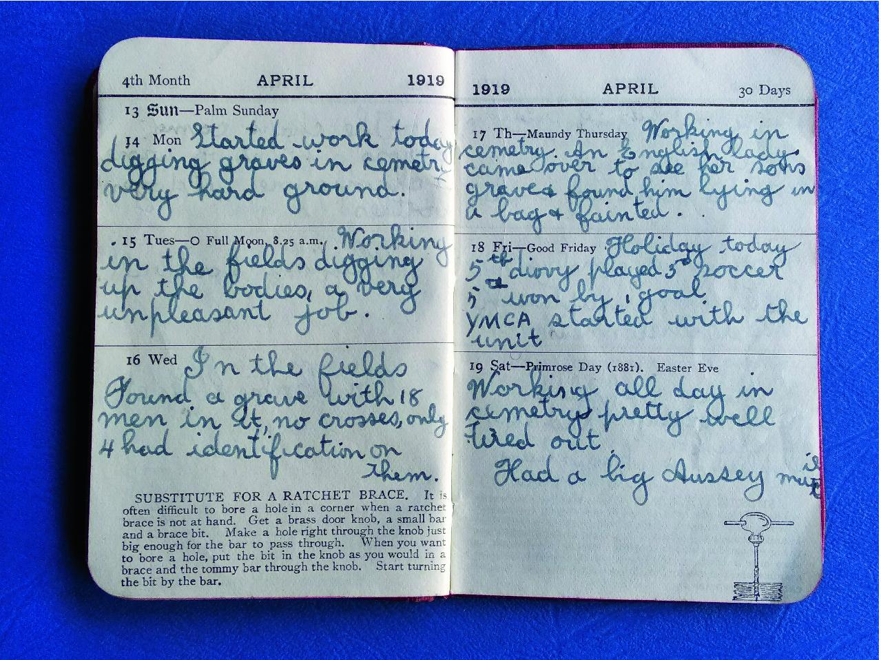 "A Very Unpleasant Job"": Private William Frampton McBeath"