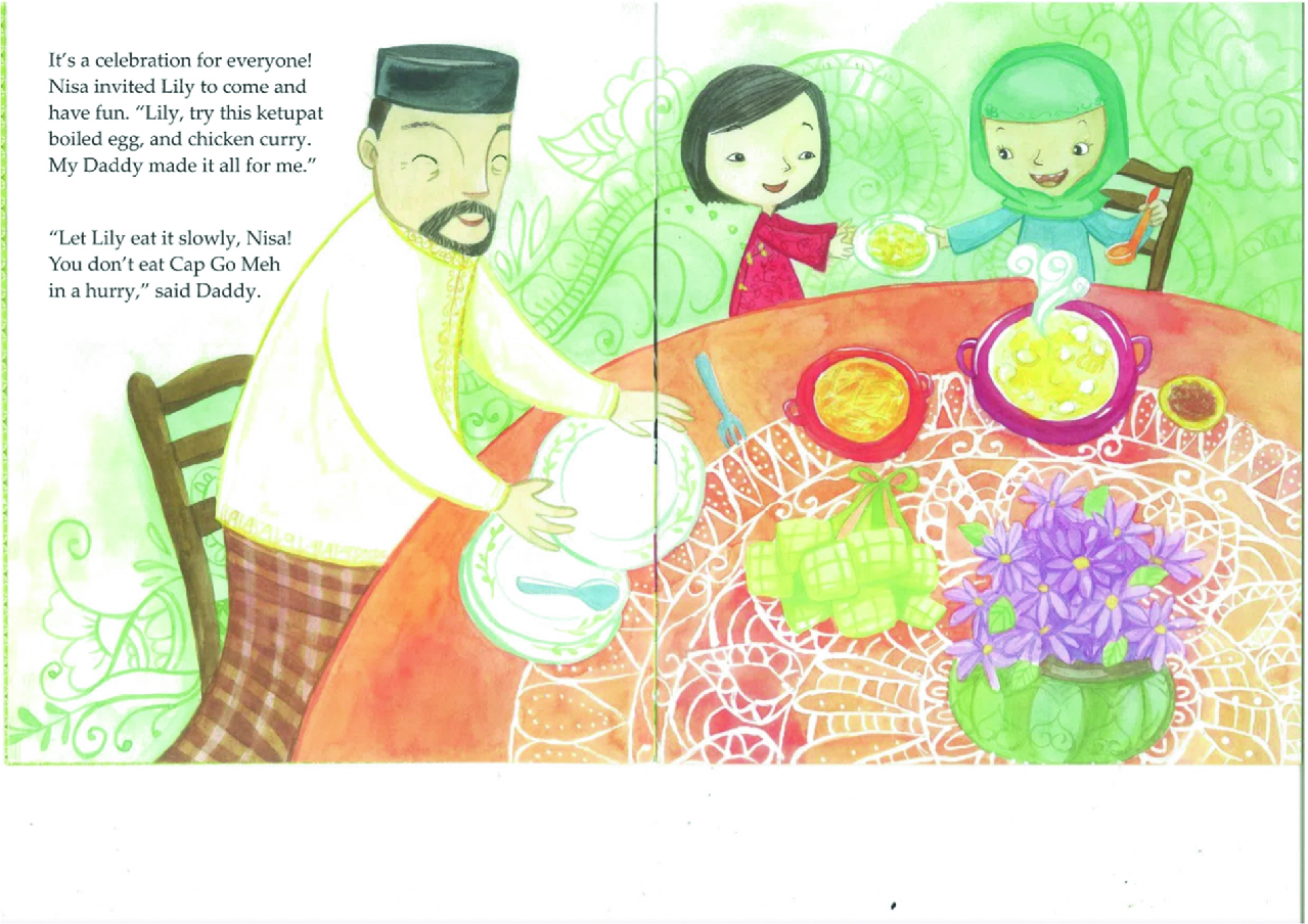 "Seeking ""Unity In Diversity"" Contemporary Children S Books"