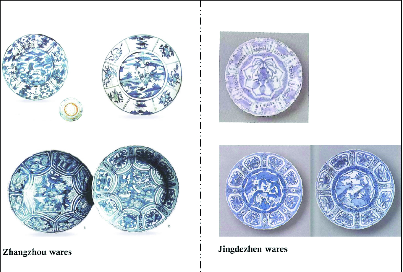 Chinese Porcelain in the Manila Galleon Trade  SpringerLink