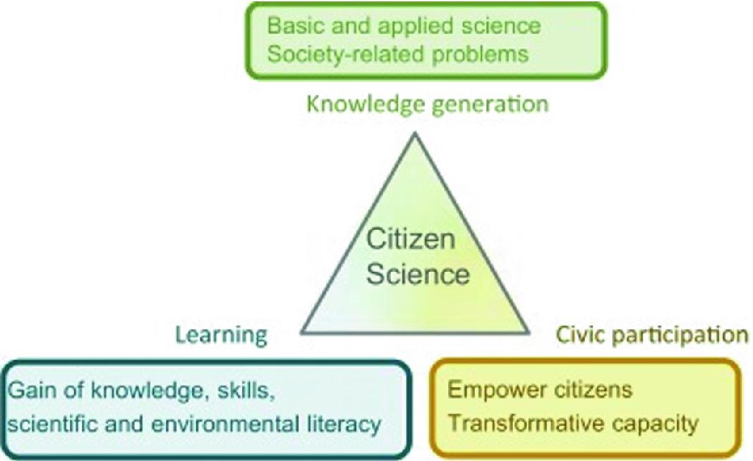 Citizen Science in Support of Digital Earth | SpringerLink