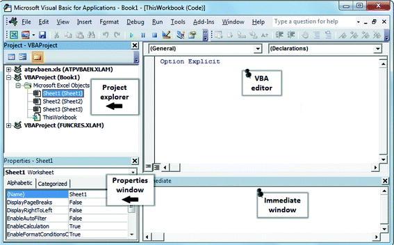 VBA Workshop   SpringerLink