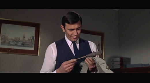 The Haptic Geographies of James Bond's Body | SpringerLink