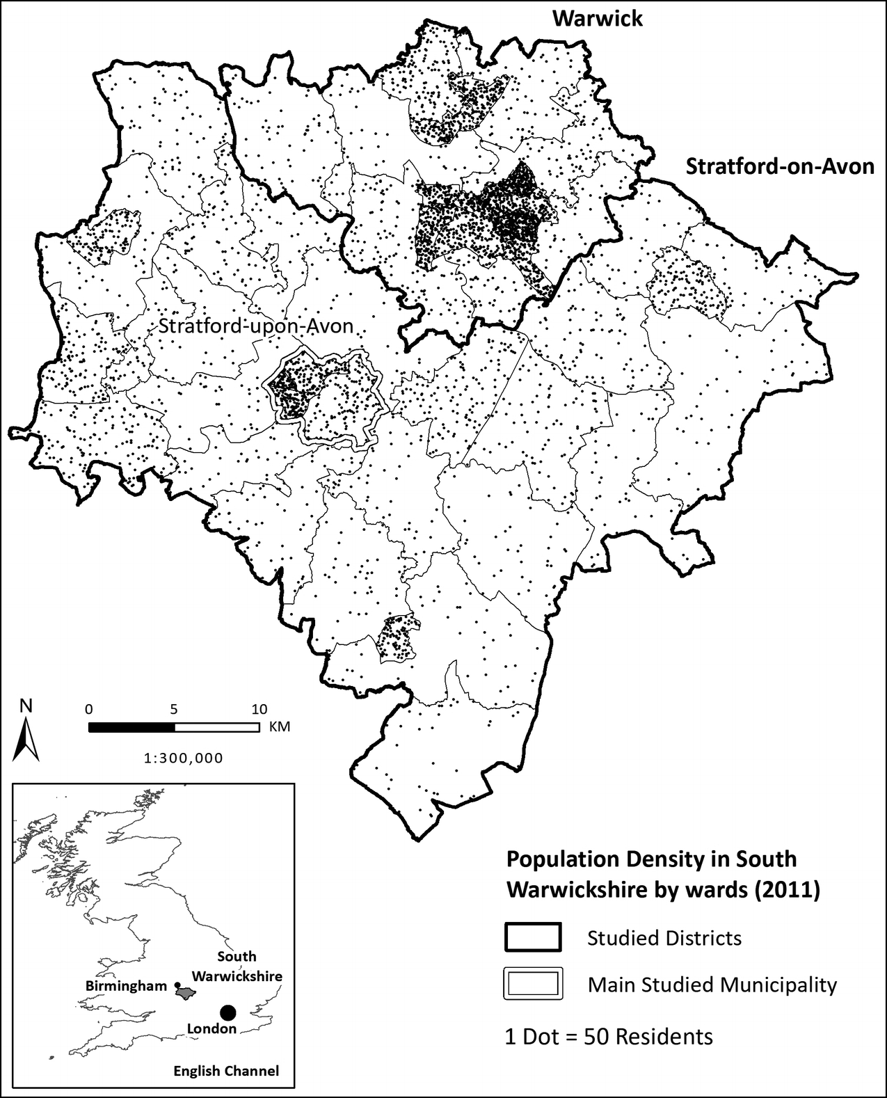 North-West Europe: Comparing the Cases of South Warwickshire