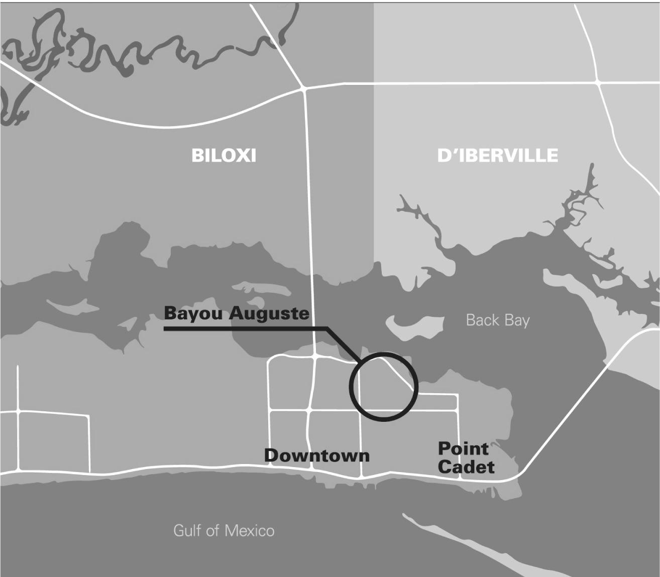 East Biloxi Bayou Restoration As Environmental Justice Springerlink