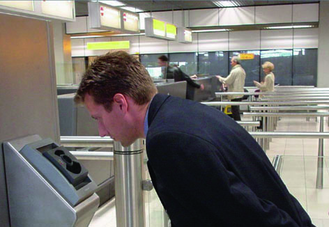 Iris Recognition at Airports and Border-Crossings | SpringerLink