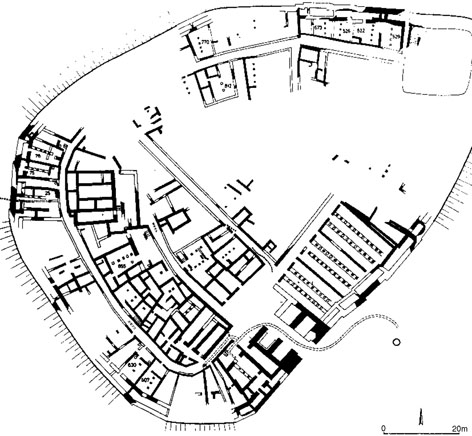 Cities And Towns In Ancient Israel Bronze And Iron Ages
