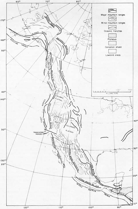 Cordilleran Orogenic Belt