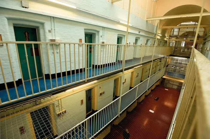 Prison design and the need for reform | Nature Human Behaviour